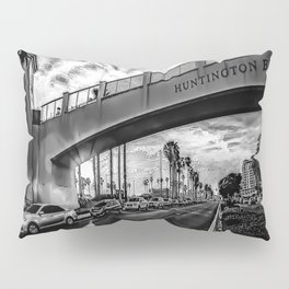 Welcome To Surf City Pillow Sham
