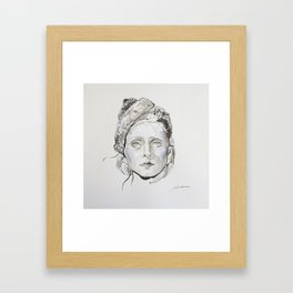 Sea Shell 2 Framed Art Print
