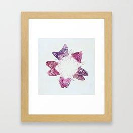 Tangle Framed Art Print