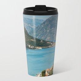 Bay Of Kotor Travel Mug