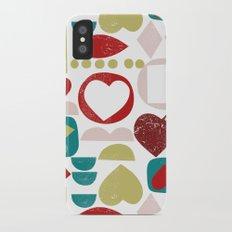 sweetheart iPhone X Slim Case