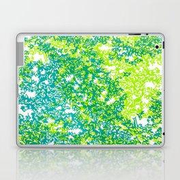 Moss (blue/green) Laptop & iPad Skin