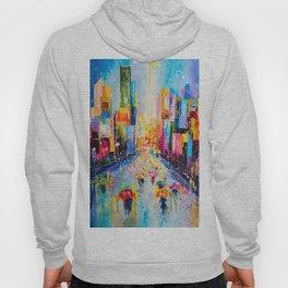 RAINING IN THE CITY Hoody