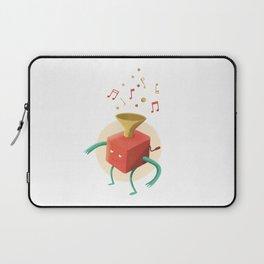 Music box Laptop Sleeve