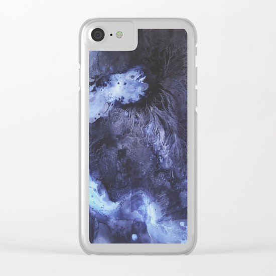 Spirit Serpent Clear iPhone Case