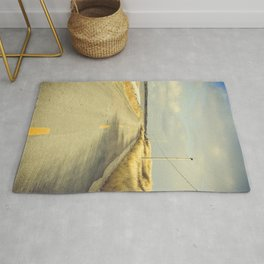 The Road to the Sea Rug