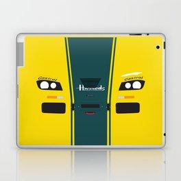 Minimal F1 GTR 1995 Le Mans Laptop & iPad Skin