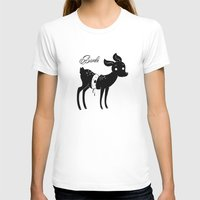 bambi T-shirts featuring bambi by mauipop