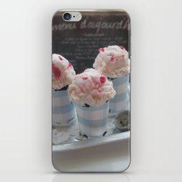 Vintage Sweet Ice Cream iPhone Skin