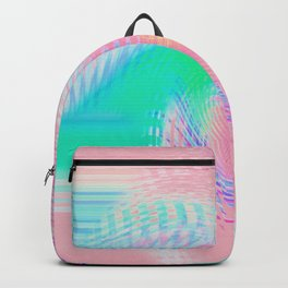 Distorted signal 03 Backpack