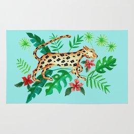 Cheetah's Hunt Rug