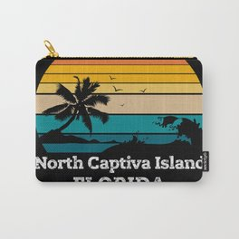 North Captiva Island FLORIDA Carry-All Pouch