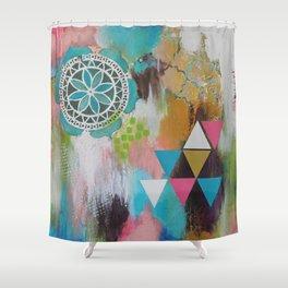 Lovely Memory Shower Curtain