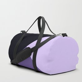 Trinity Color Block Ultra Violet Duffle Bag