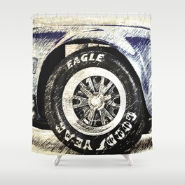 Goodyear Company Shower Curtain