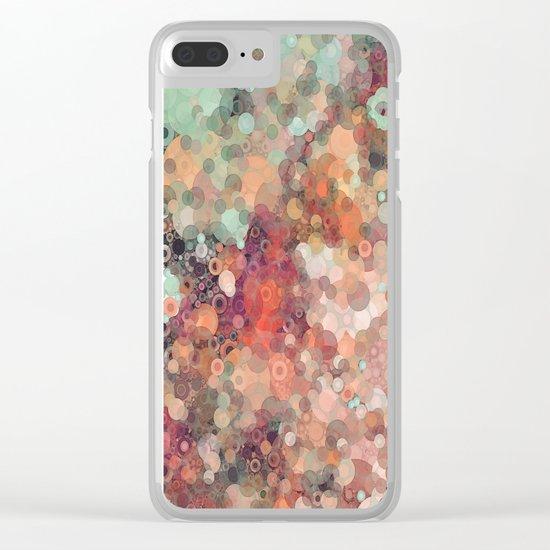 :: Resolute :: Clear iPhone Case