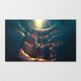 Someday Canvas Print