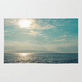 Pā'ako Beach Iridescence Rug
