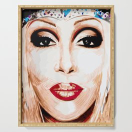 Chad Michaels Serving Tray
