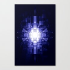INTRO Canvas Print