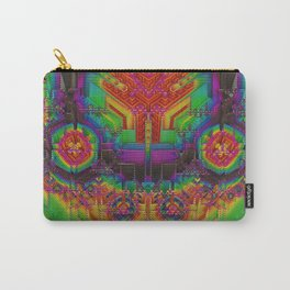 Dynamic Circuitry Carry-All Pouch