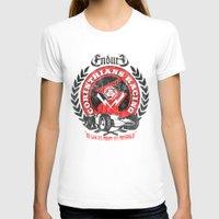 racing T-shirts featuring Corinthian's Racing by Endure Brand