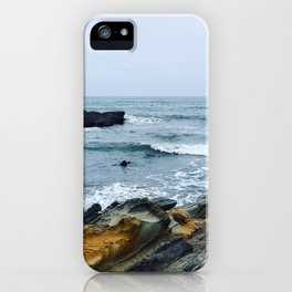 Break Water iPhone Case