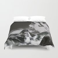 erotic Duvet Covers featuring Aphrodesia Erotic by Liaison Érotique