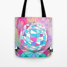 In Space. Tote Bag