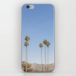 On California Time iPhone Skin