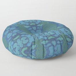 Arts and Crafts Craftsman Panels Floor Pillow