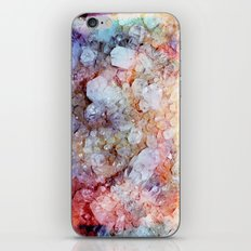 Painted Crystal iPhone & iPod Skin