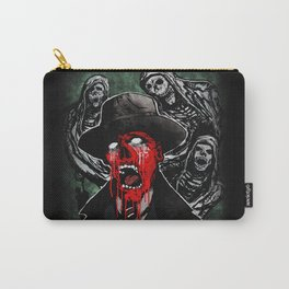 Keep Your Eyes Shut Carry-All Pouch