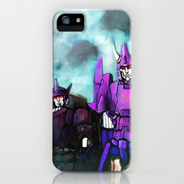 Bad Mechs  iPhone Case
