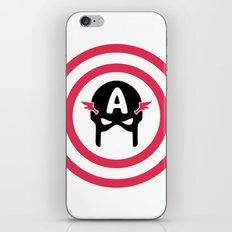 Comic Mask iPhone & iPod Skin