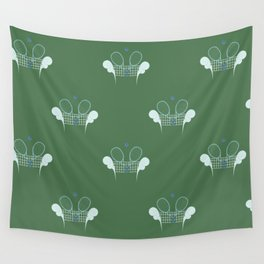 Tennis Wall Tapestry