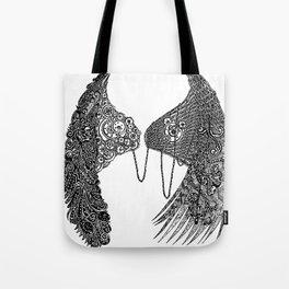 Wings Machine Tote Bag