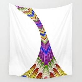 Rainbow Twist Wall Tapestry