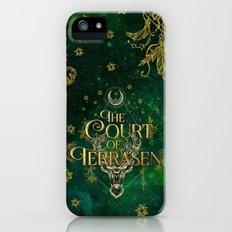 Terrasen iPhone (5, 5s) Slim Case