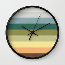 His Spring Wall Clock