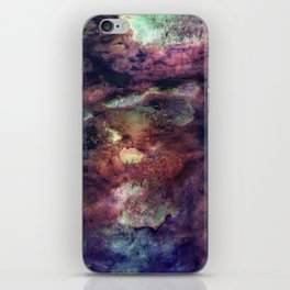 Space Algae iPhone Skin