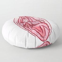 Mother Vulva Floor Pillow