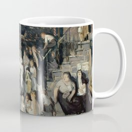 "George Wesley Bellows ""Cliff Dwellers"" Coffee Mug"