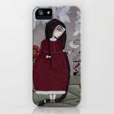 Winterbird, or Hope is a Thing With Feathers Slim Case iPhone (5, 5s)