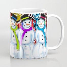 """Team Snowmen"" Coffee Mug"