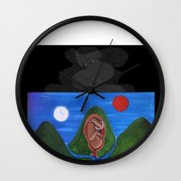 the Descendant Ancestors Wall Clock