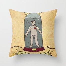 Frankiee Throw Pillow