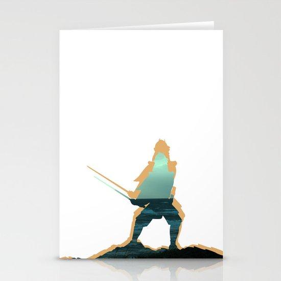 Samuraj Stationery Cards