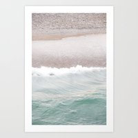 Wave on Wave Too Art Print