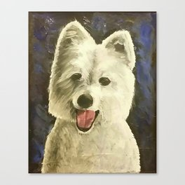 Sammy! Canvas Print